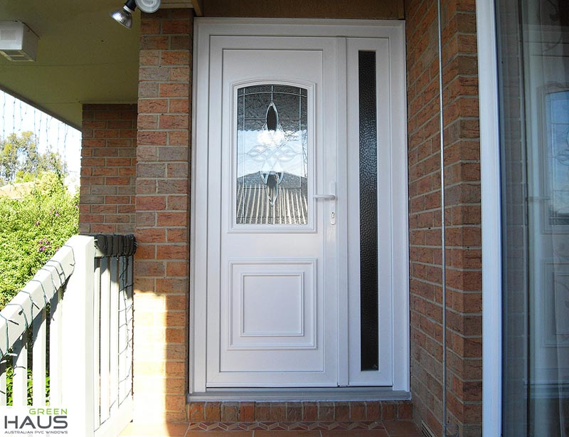 Styles of upvc windows for Exterior back doors for home
